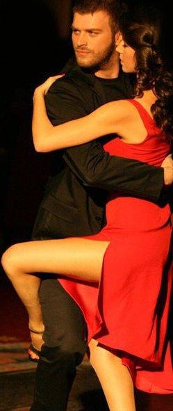 عکس رقص تانگو